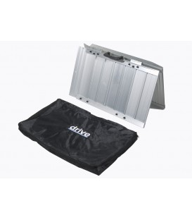 Single Fold Portable Ramp w/Handle & Bag - Drive