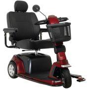 Pride Maxima Heavy Duty 3-Wheel Bariatric Scooter (500 lbs)
