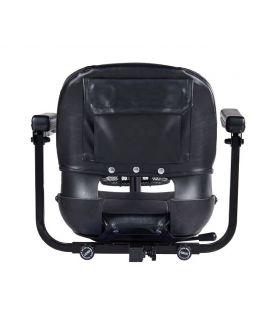 Rear Pocket and Width Adjustable Armrests