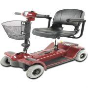 Zip'r Xtra - 4 Wheel Hybrid Travel Scooter - ZIPRXTRA4