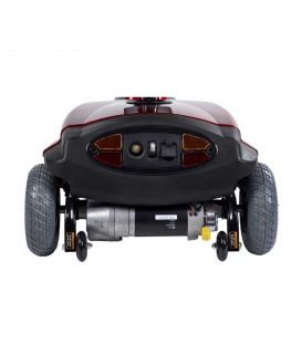 Anti Tip Rear Wheels and Charging Port