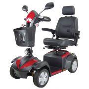 Drive Ventura DLX Deluxe 4-Wheel Bariatric Scooter  400 lbs - Ventura418CS