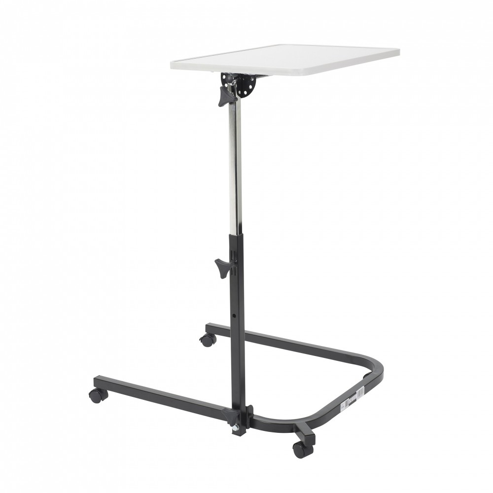 Pivot And Tilt Adjustable Overbed Table Tray American