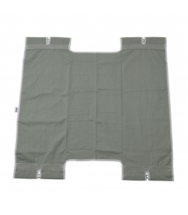 Drive Patient Heavy Duty Full Body Solid Canvas Sling - 13060