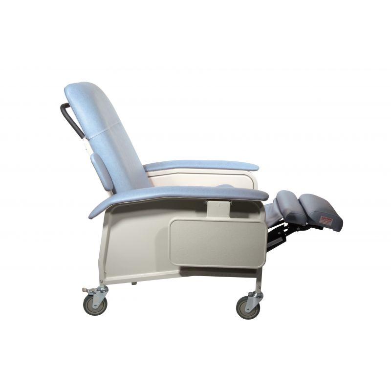 Lumex Fr577rg Clinical Geri Care Recliner