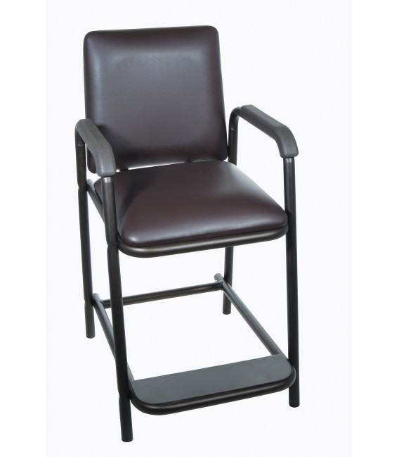 High Hip Chair with Padded Seat