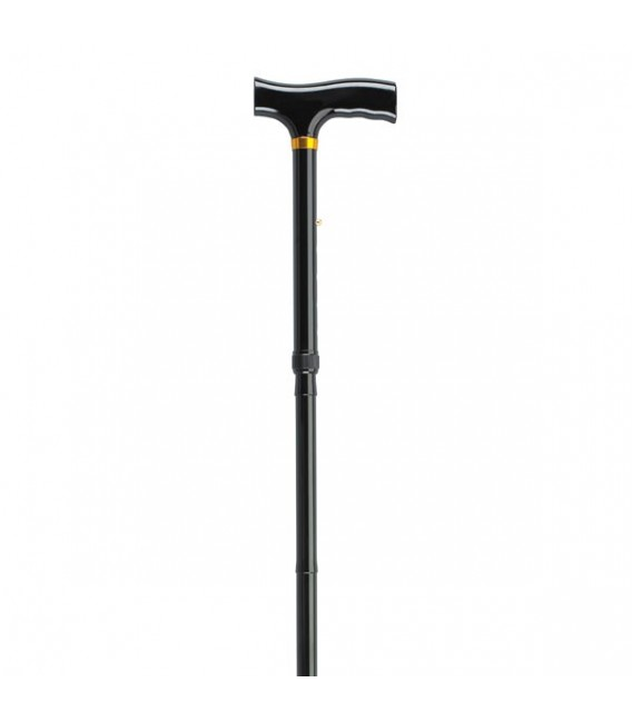 Drive Lightweight Height Adjustable Folding Canes with T Handle