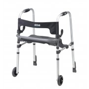 Drive Clever Lite LS Rollator w/Seat & Brakes