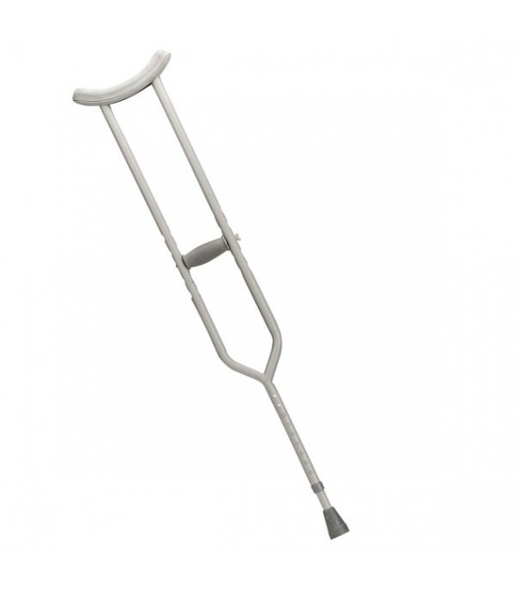 Bariatric Steel Walking Crutches