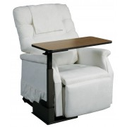 Seat Lift Chair Overbed Table - Left Side 13085LN Drive
