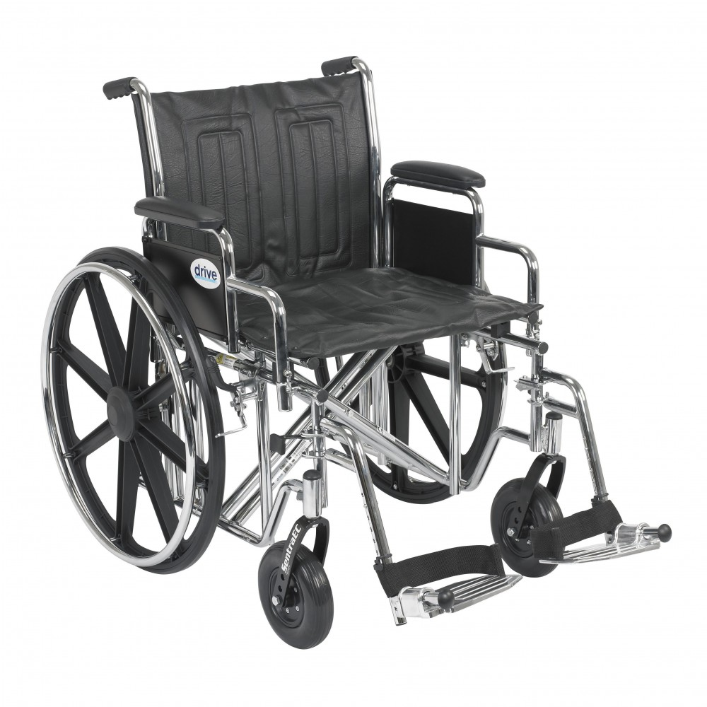 Bariatric Sentra EC HD 20quot 24quot Wheelchairs by Drive : bariatric sentra ec hd 20 24 wheelchairs by drive from americanqualityhealthproducts.com size 600 x 600 jpeg 65kB