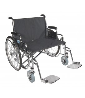 "Bariatric Sentra EC HD XX Wide 26"" - 30"" Wheelchairs by Drive"