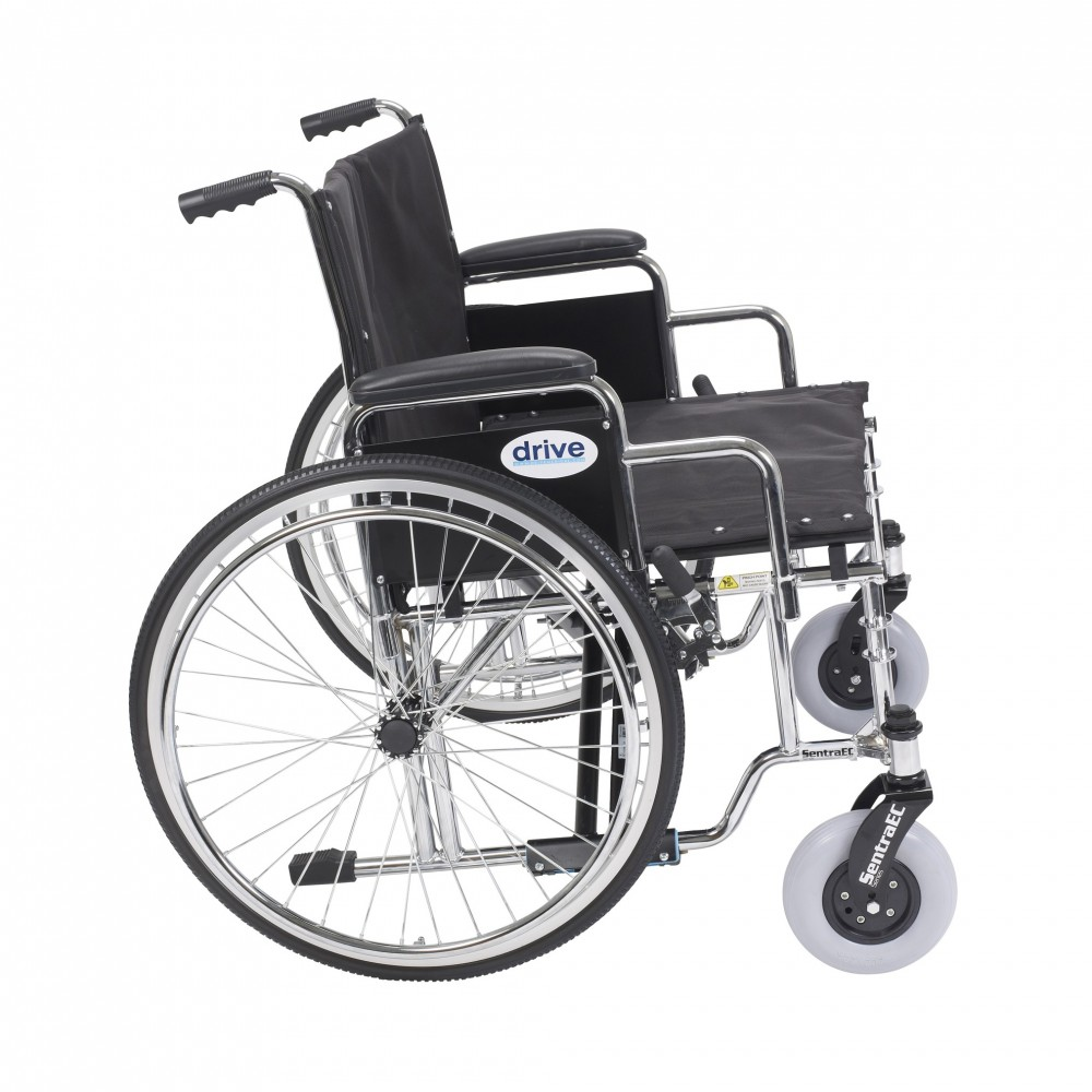 Bariatric Sentra Ec Hd Xx Wide 26 Quot 30 Quot Wheelchairs By Drive