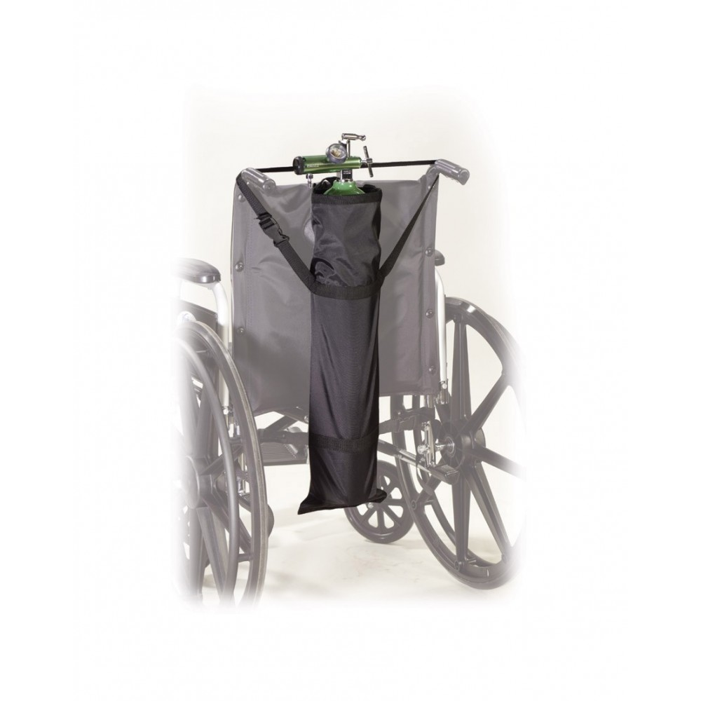 Oxygen Cylinder Carry Bag For Wheelchairs Stds6008 1