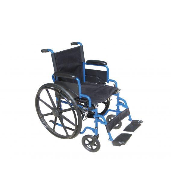 Drive Blue Streak Manual Wheelchair