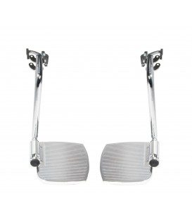 Swing-Away Footrests Sentra EC HD X-Wide PH-SF by Drive