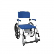Drive Aluminum Shower Mobile Commode Transport Chair