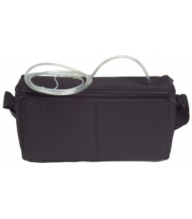 "CHAD Oxygen Cylinder Shoulder Carry Bag -7.5"" (H) x 15.0"" (W) x 4.5"" (D)"