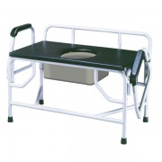 Bariatric Drop arm Commodes