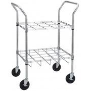 Mobile Oxygen Cylinder Carts