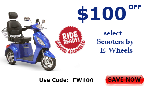 E-Wheels Special Discount Offer