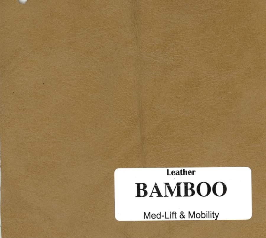 Full Leather: Bamboo