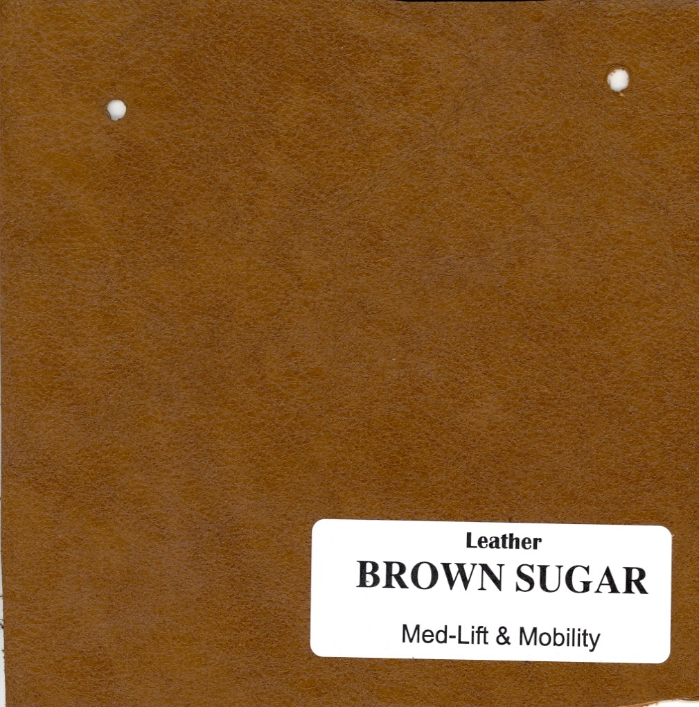 Full Leather: Brown Sugar