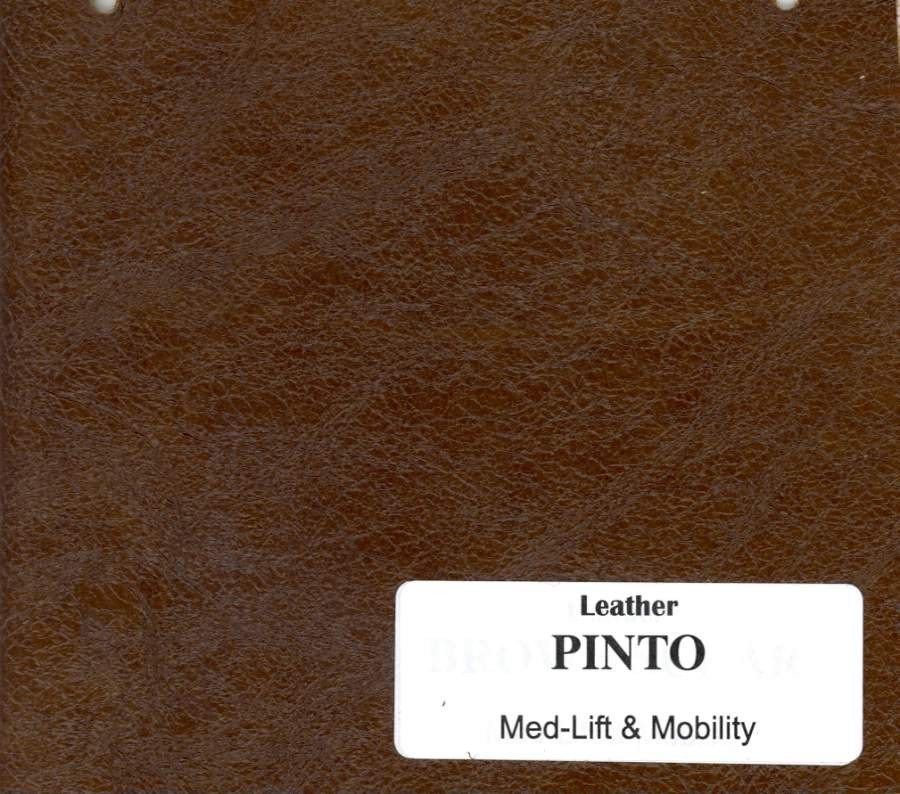 Full Leather: Pinto