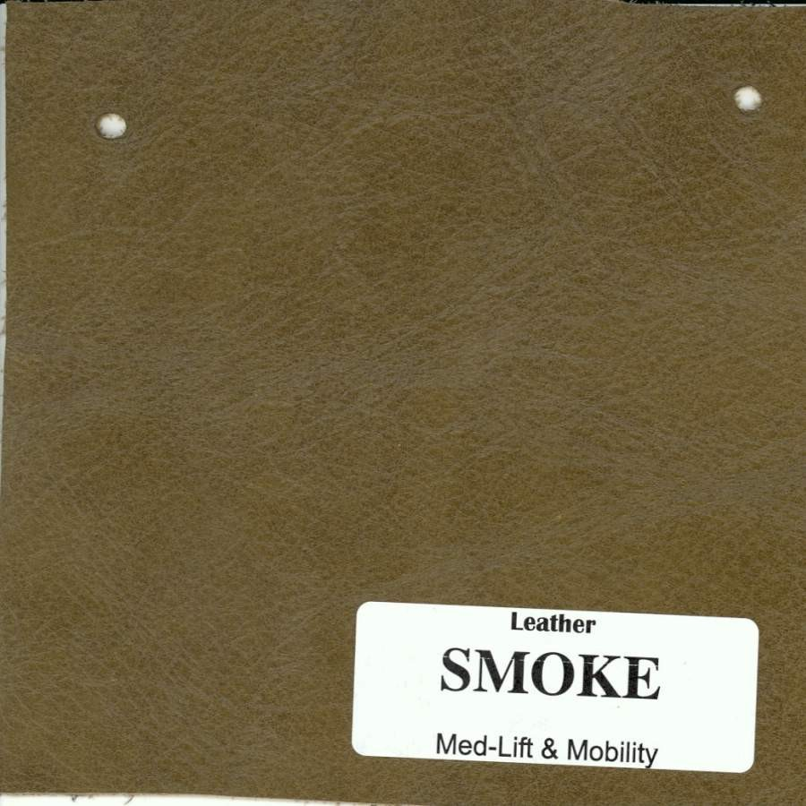 Full Leather: Smoke