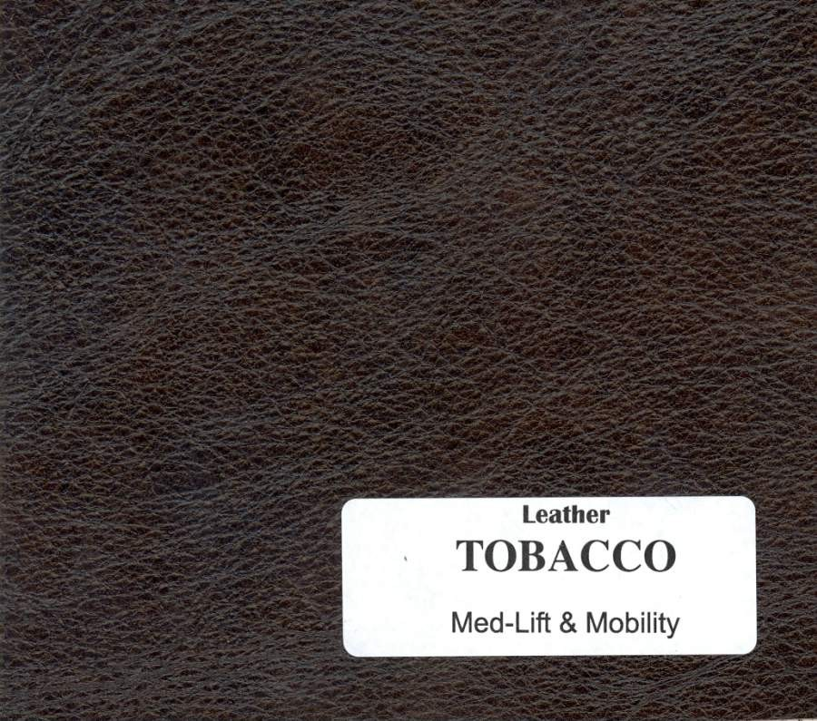 Full Leather: Tobacco