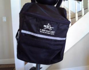 Deluxe Front Tiller Bag