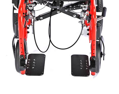 Adjustable Angle Footplates