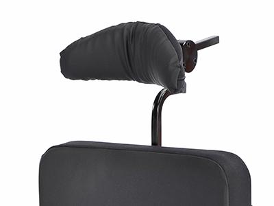 "Headrest, Offset Hardware, 10"""