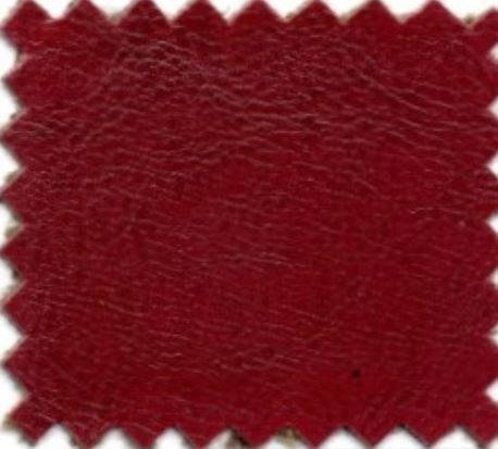 Bonded Leather III: Flame Red