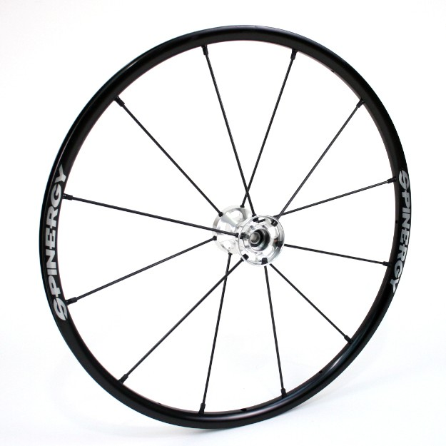 "24""x1"" Spinergy LX 12 Spoke - Pneumatic Wheels"