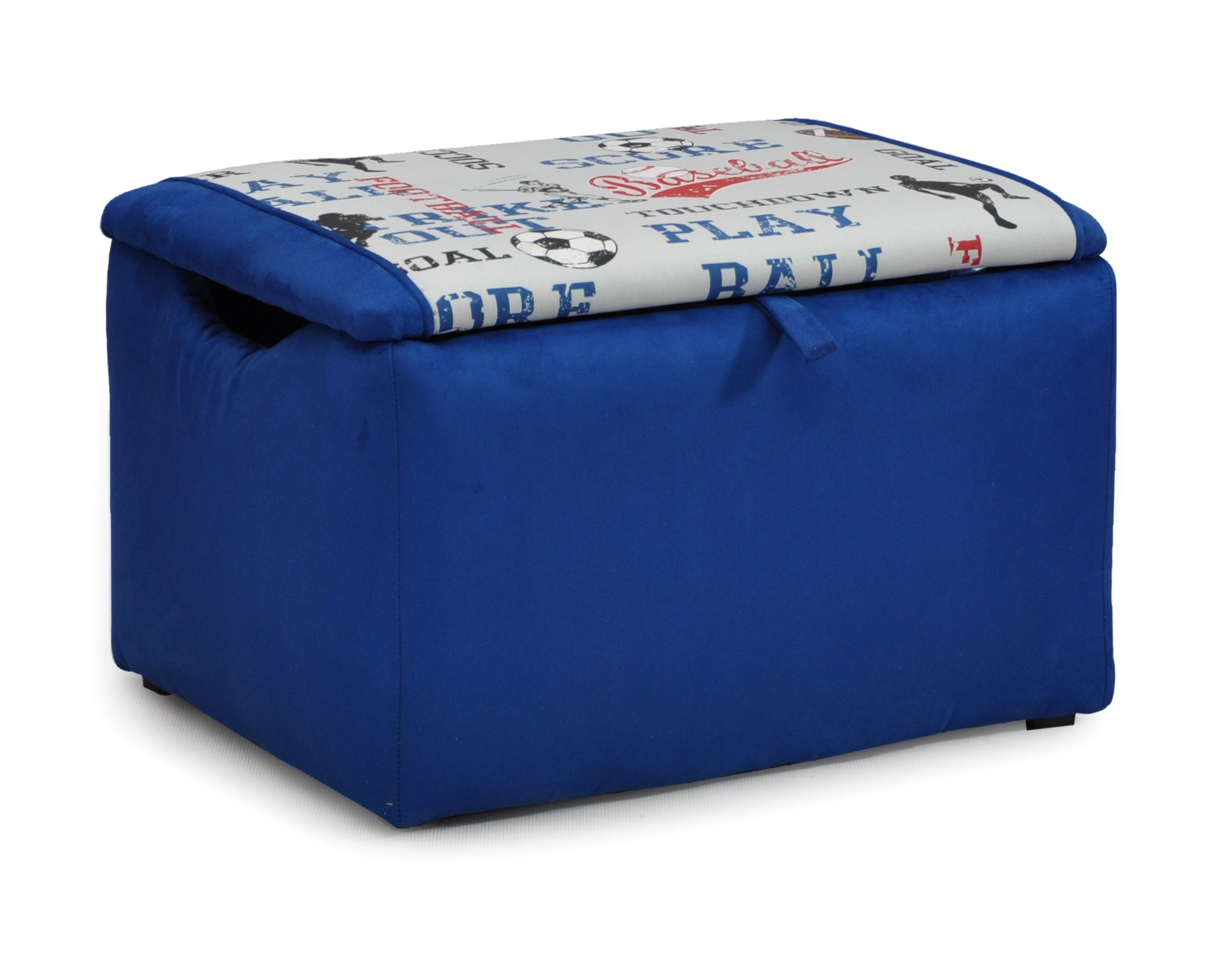Mixy Sports Blue Suede Box