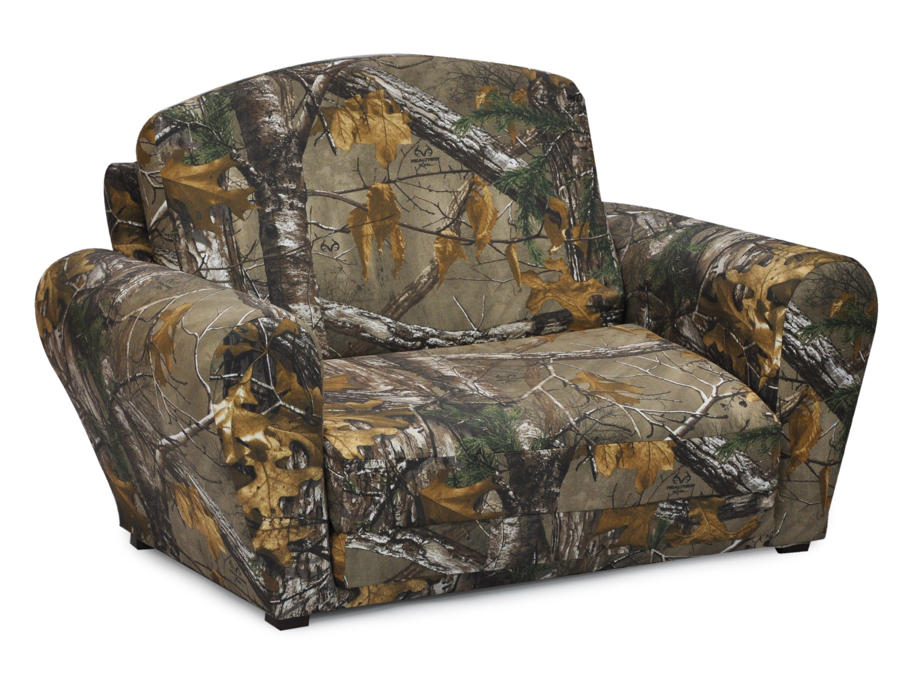 "Real Tree ""Xtra"" Camouflage Sleepover Sofa"