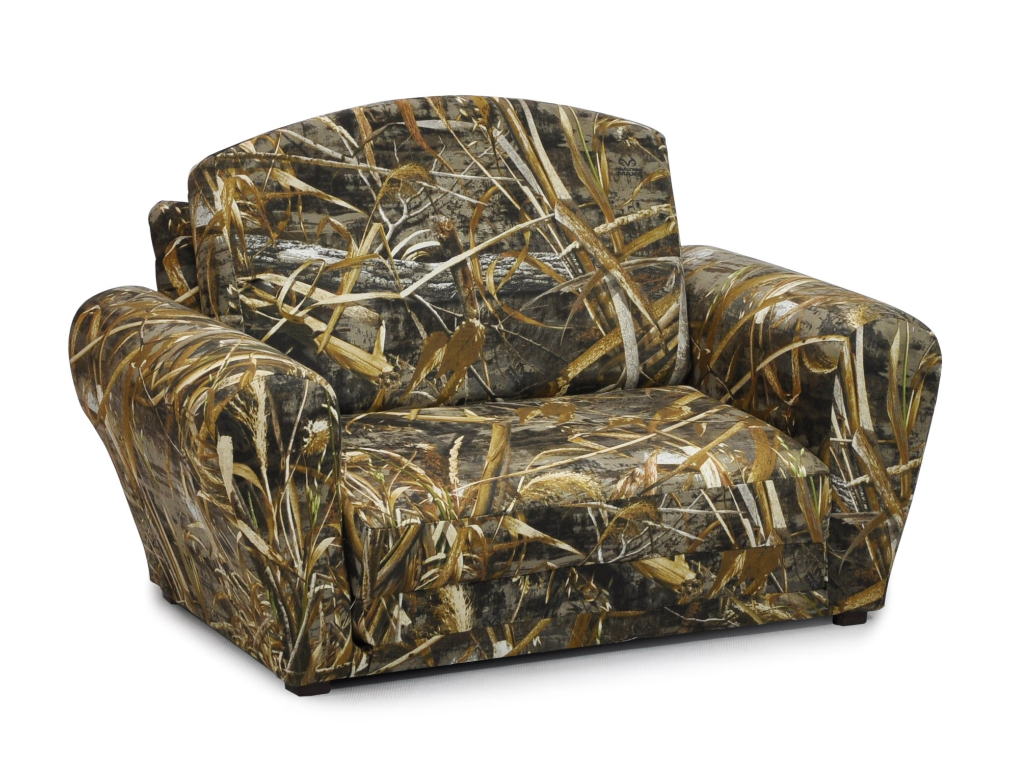 "Real Tree ""MAX-5""  Camouflage Sleepover Sofa"