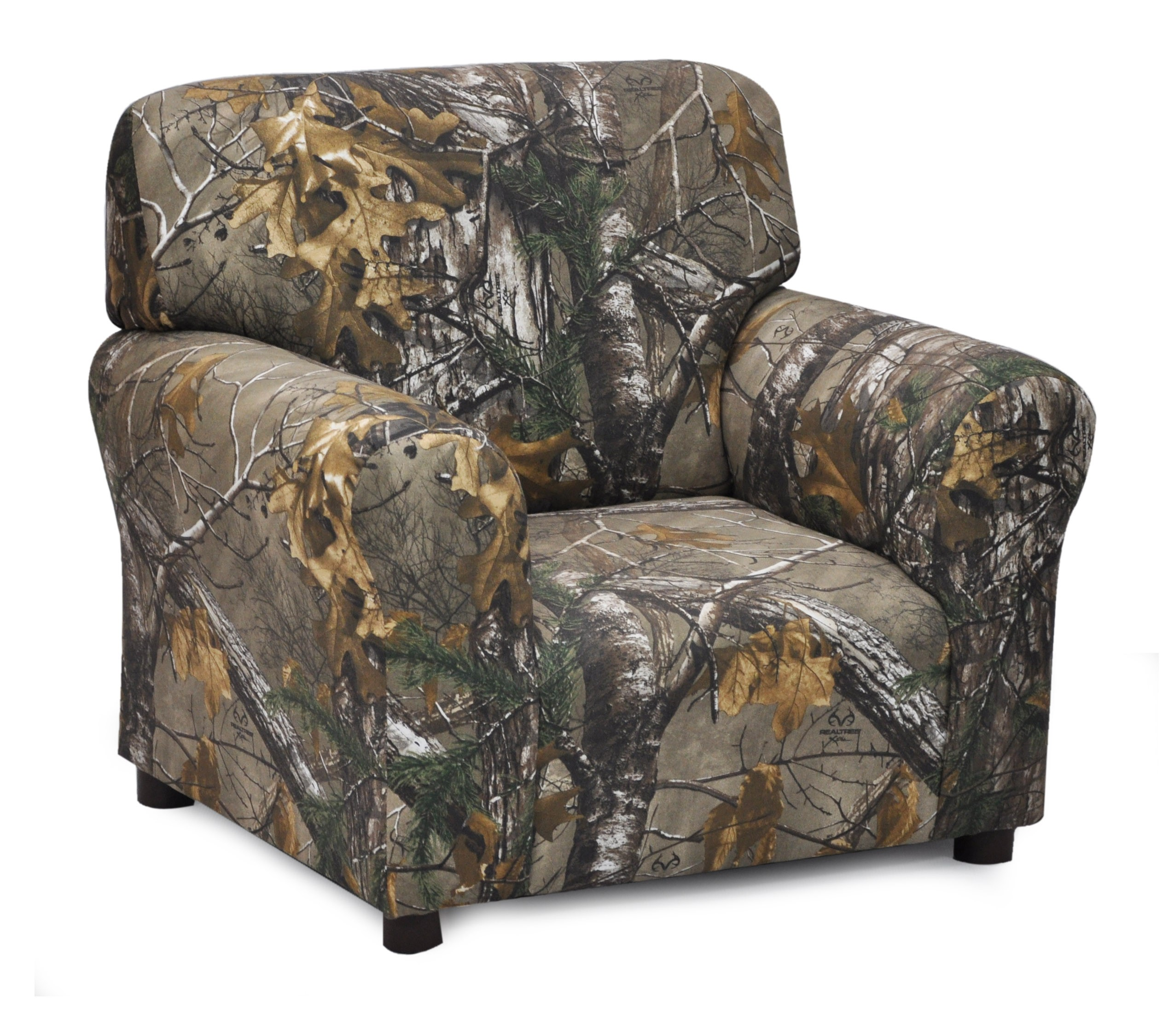 "Real Tree ""Xtra"" Camouflage Club Chair"