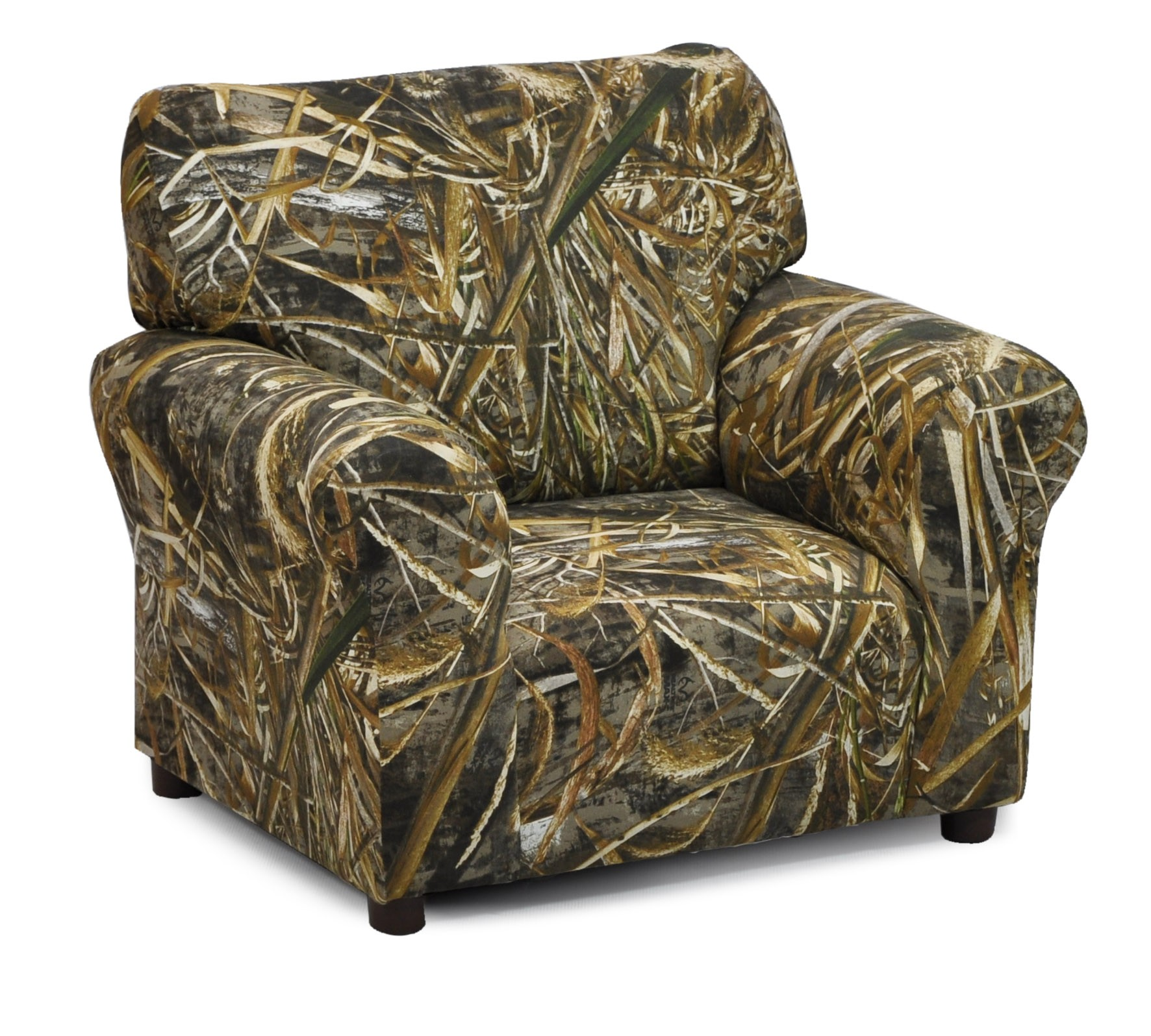 "Real Tree ""MAX-5"" Camouflage Club Chair"